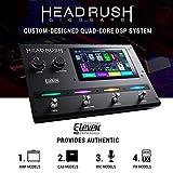Immagine 1 headrush gigboard expression pedal amplificatore