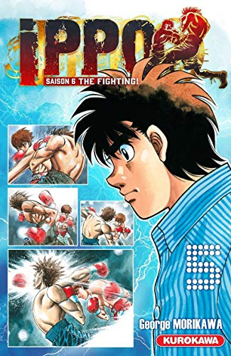 Ippo Saison 6 - The Fighting Tome 5