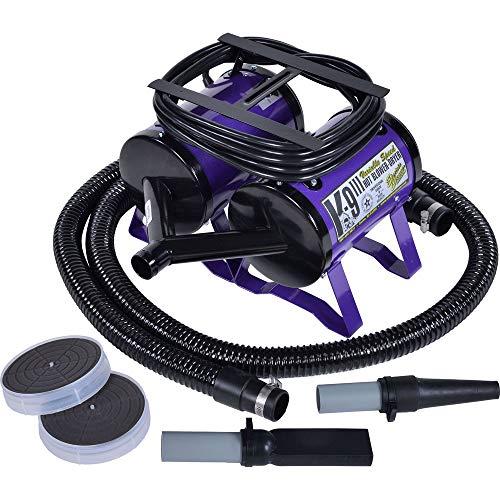 K-9 III Variable Speed Dog Grooming Dryer (Purple)
