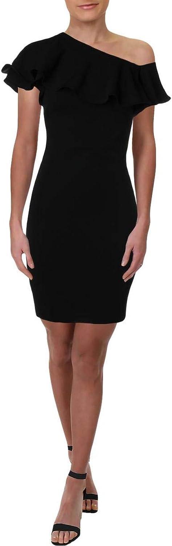 Lauren Ralph Lauren Womens Skipella OffTheShoulder Sheath Cocktail Dress