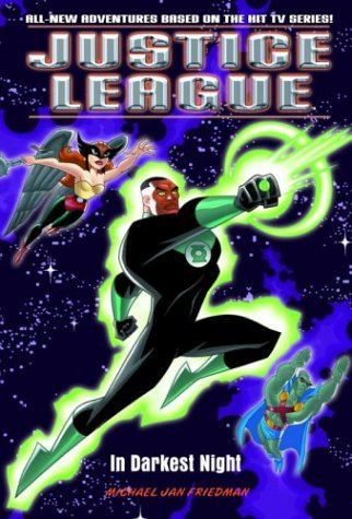 Justice League in Darkest Night
