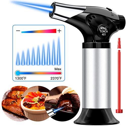 QIBOX Mini Culinary Kitchen Blow Torch
