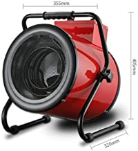 ZCFXGHH Calentador, Doble Bañera De Hogares Calentador De Ahorro De Energía Eléctrica Pequeña De Aire Caliente Horno Asar Estufa
