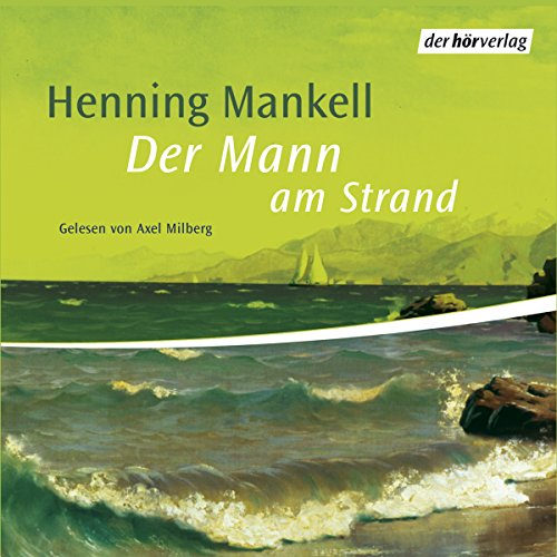 Der Mann am Strand audiobook cover art