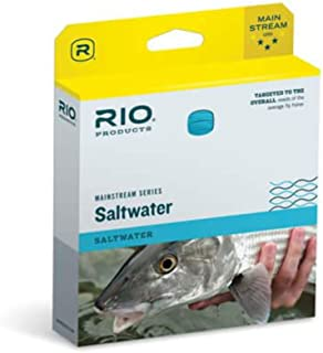 RIO Products フライライン メインストリーム 海水 Wf12F ブルー
