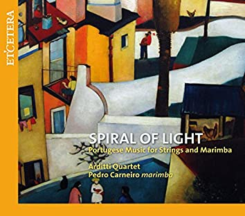 Various: Spiral Of Light (Portuegese Music for Strings and Marimba)