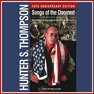 Songs of the Doomed cover art