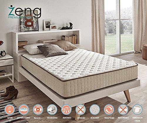 Zeng Materasso Visco Luxury Bamboo Premium 180x200cm