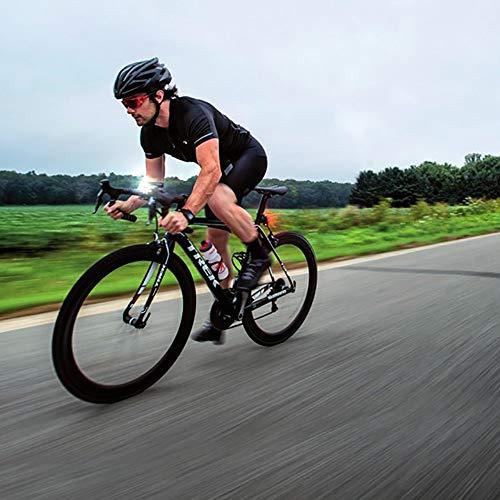 Herren Radunterhose Radsportshorts Fahrradhosen mit elastische atmungsaktive 4D Gel Sitzpolster mit Einer hoher Dichte - 7
