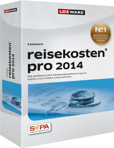 Lexware Reisekosten Pro 2014 (Version 14.00)