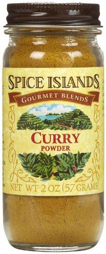Spice Island Curry Powder 2 oz