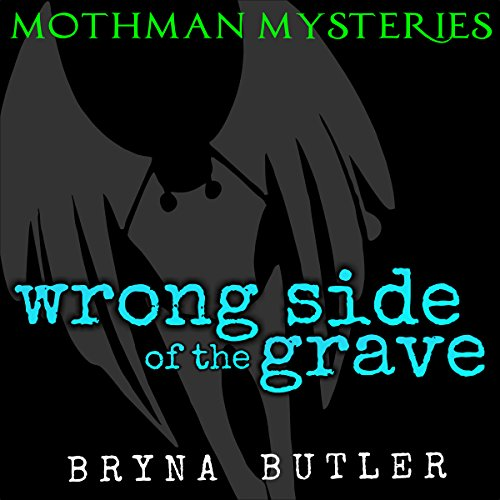 Wrong Side of the Grave audiobook cover art