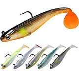Best Smallmouth Bass Lures - TRUSCEND Fishing Lures for Bass Trout Jighead Lures Review