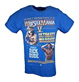 WWE Wrestlemania 5 Ultimate Warrior vs Ravishing Rick Rude Mens...