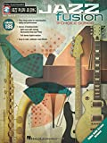 Jazz Fusion: Book & Audio for B Flat, E Flat, C and Bass Clef Instruments: Jazz Play-Along Volume 185