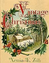 Vintage Christmas: Greyscale Colouring Book