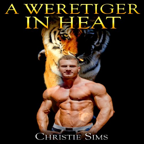A Weretiger in Heat audiobook cover art