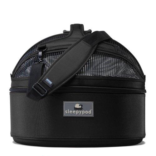 Sleepypod SP-BLK Sleepypod Medium, Einheitsgröße, Jet Black