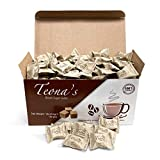 Teona's Brown Sugar, Individually Wrapped Brown Sugar Cubes, (152 Cubes) Perfect Sized Sugar Cubes For Tea And Coffee, 1 Pound Box Raw Sugar Cube, Perfect For Entertaining Guest.. 100% Beet Root