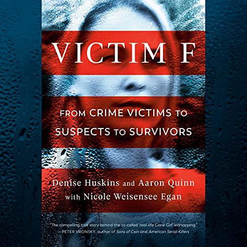 『Victim F』のカバーアート