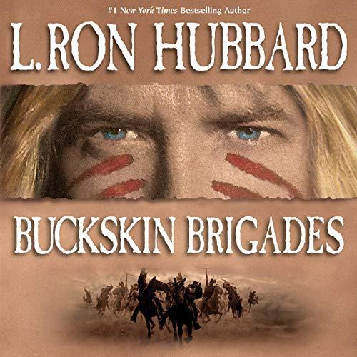 Couverture de Buckskin Brigades