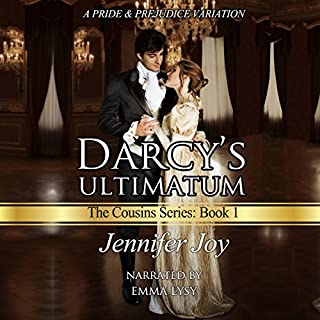 Darcy's Ultimatum: A Pride & Prejudice Variation audiobook cover art