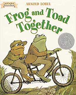 Frog and Toad Together (Frog and Toad I Can Read Stories Book 2) by [Arnold Lobel]