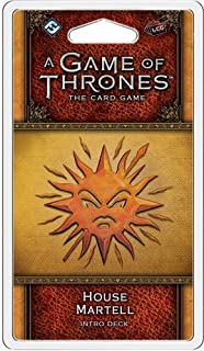 A Game of Thrones LCG Second Edition: House Martell Deck