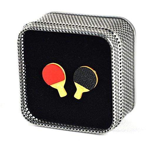 Sophos Boutons de Manchette: Tennis de Table ping-Pong