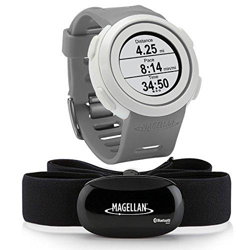 MAGELLAN Echo Running Watch+Hrm Grey Accessori Telefoni Smartphone