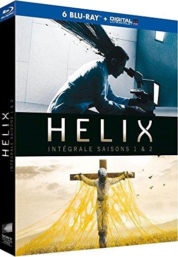 Helix - Integrate saisons 1 & 2 [France] [Blu-ray]