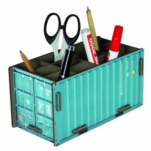 Werkhaus Container Penbox türkis