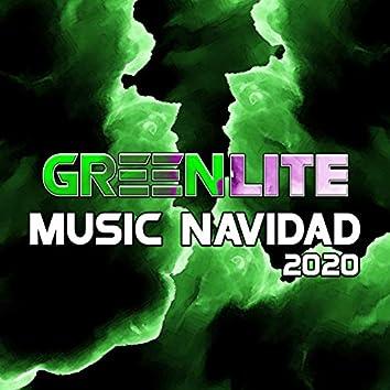 Green Lite Music Navidad