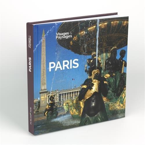 puissant Paris: Livre photo de Paris