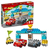 LEGO DUPLO Disney - La course de la Piston Cup - 10857 - Jeu de Construction