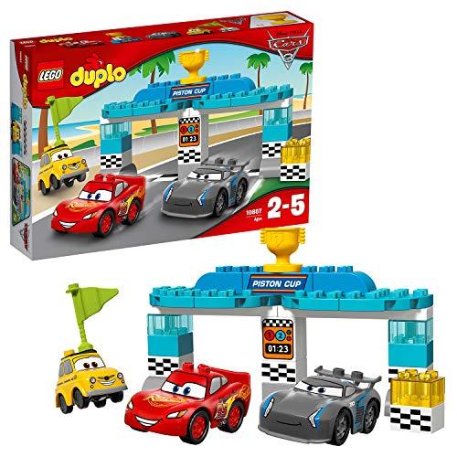 LEGO 10857 Duplo & Disney Cars Carrera de la Copa Pistón (Descontinuado por Fabricante)
