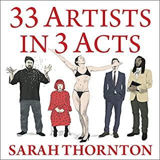 33 Artists in 3 Acts cover art