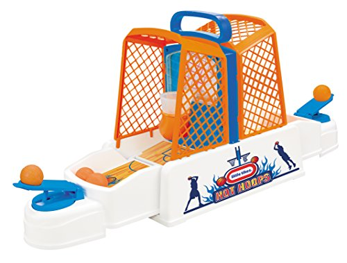 little tikes Hot Hoops, Spiel