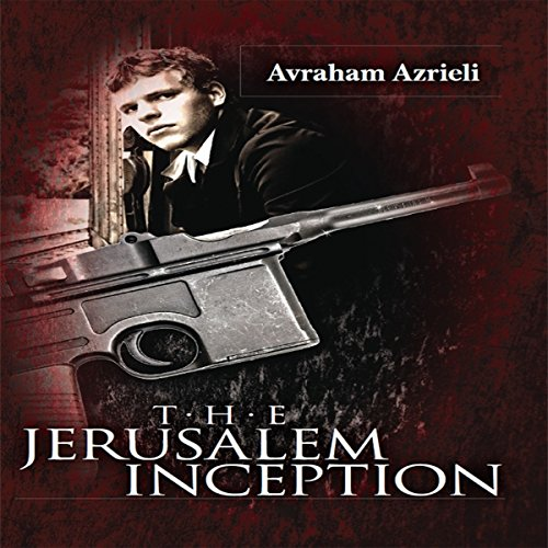 The Jerusalem Inception  By  cover art