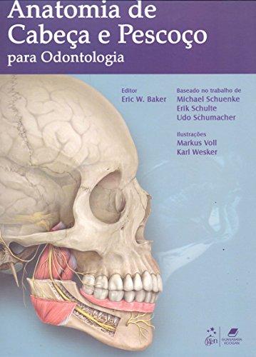 Anatomia de Cabeça e Pescoço para Odontologia