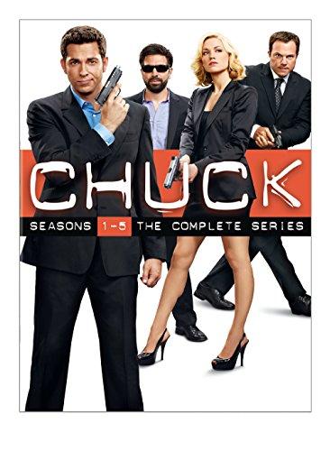 Chuck: The Complete Series - Collector Set (23 Dvd) [Edizione: Stati Uniti]