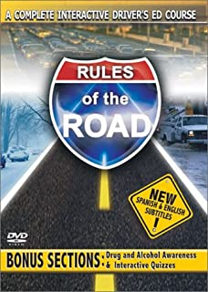 Rules of the Road: A Complete Driver's Ed Course