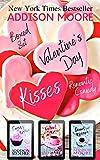 Valentine's Day Kisses : Boxed Set