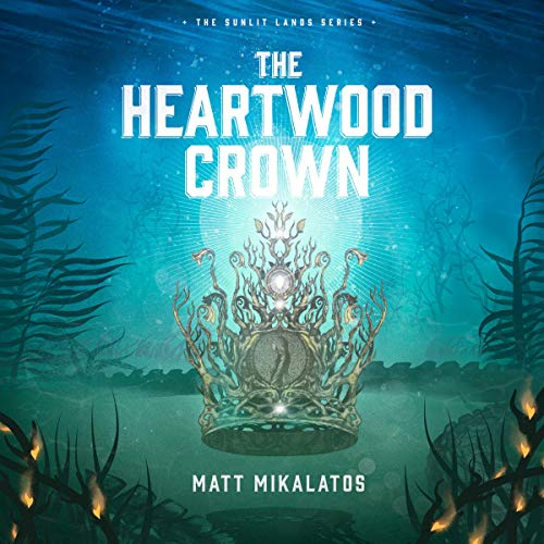 The Heartwood Crown cover art