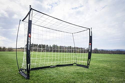 Kwik Goal Flex Lite Soccer Goal 4' x 6', Black