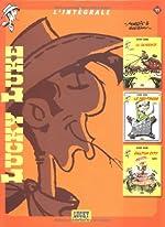Lucky Luke, Tome 11 (l'intégrale) - La Diligence - Le Pied-tendre - Dalton city de Morris