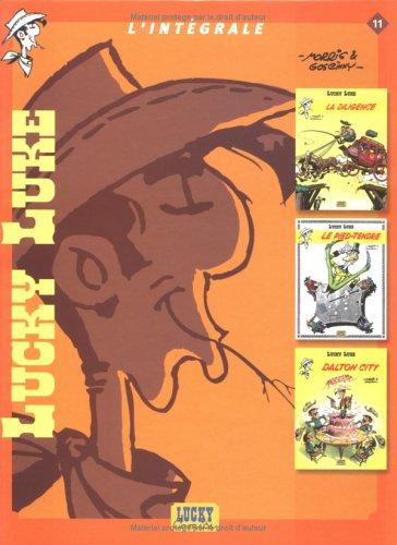 Lucky Luke, Tome 11 (l'intégrale) : La Diligence - Le Pied-tendre - Dalton city