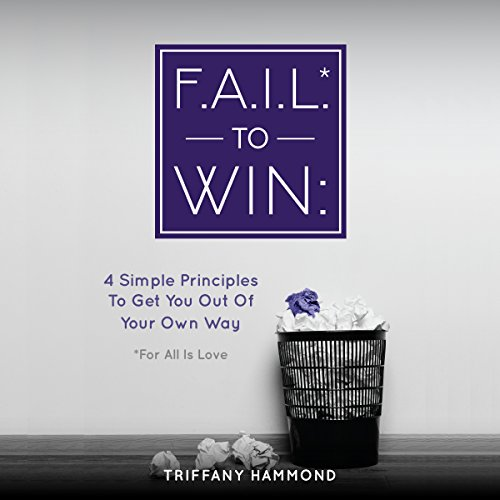 F.A.I.L. to Win audiobook cover art