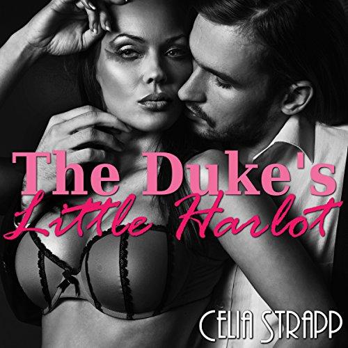 The Duke's Little Harlot audiobook cover art