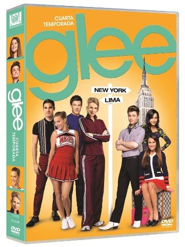 Glee Temporada 4 [DVD]
